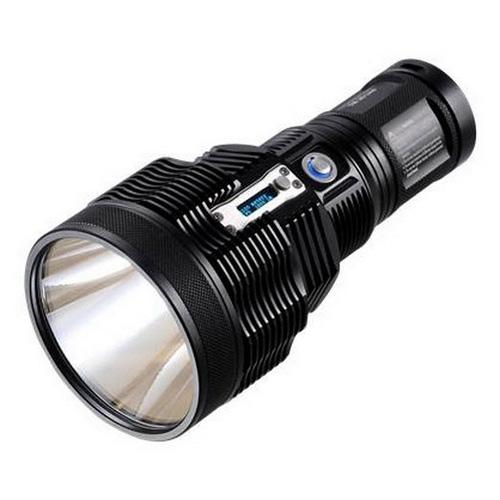 Nitecore TM LITE Lampe Torche Rechargeable Longue Portée Ultra - Lampe torche puissante longue portée