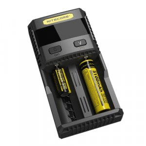Chargeur Nitecore Superb Charger SC2